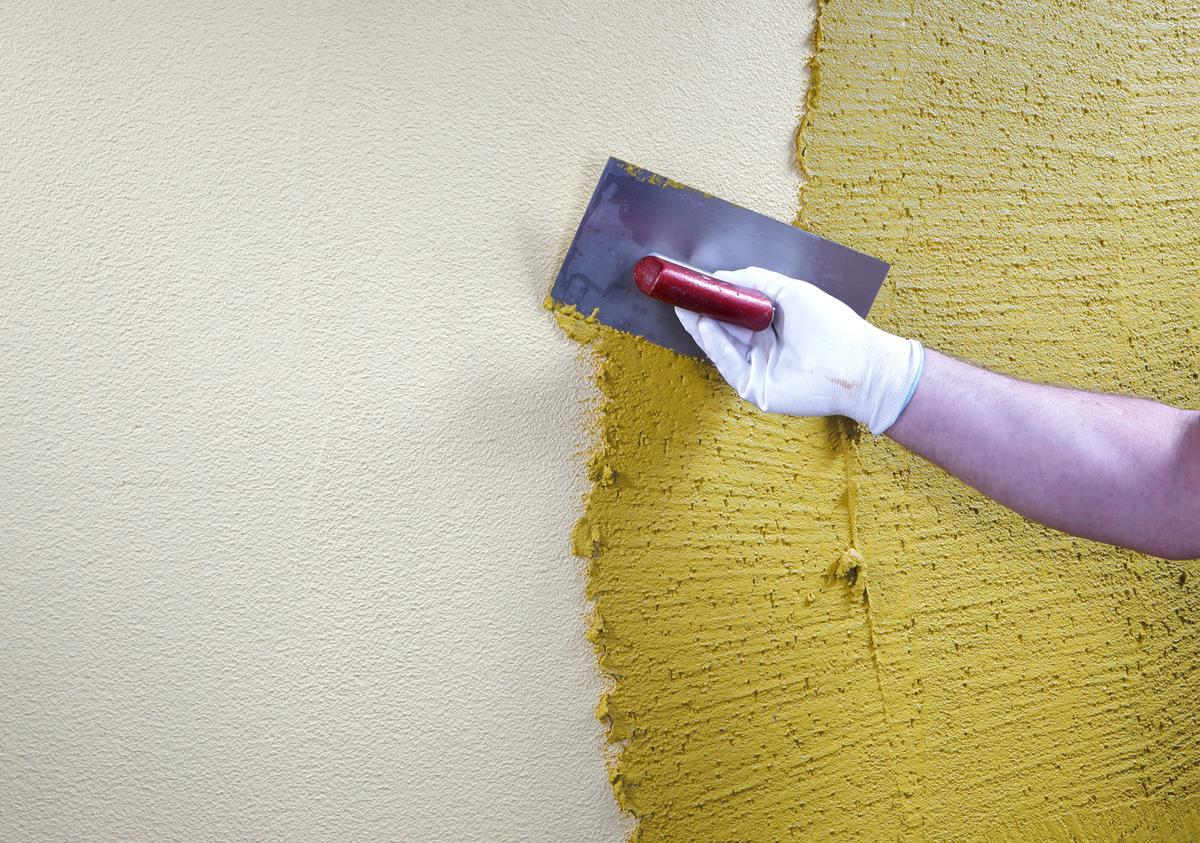 как выбрать декоративную штукатурку для стен