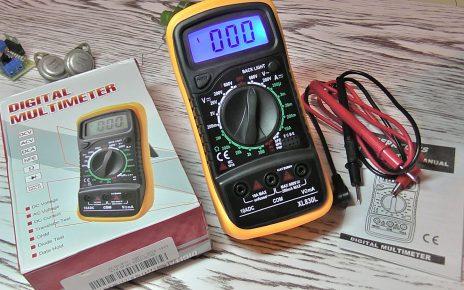 мультиметр инструкция